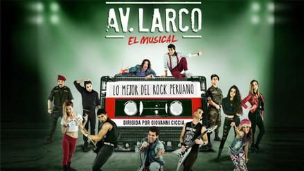 Av. Larco, el musical regresa con show y elenco renovado