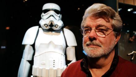 George Lucas, el padre del universo Star Wars