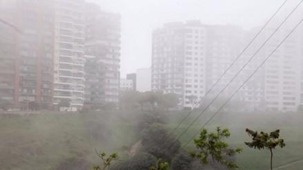 Senamhi: neblinas en la costa persistirán durante el fin de semana