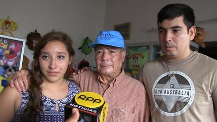 Entre lágrimas familia pide libertad de Katiuska Del Castillo y culpan a Roberto Torres