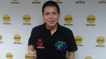 """Jhona: """"Espero campeonar y que el Perú reine en el PES"""""""