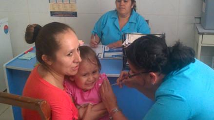 Con éxito se realizó campaña de vacunación contra la Influenza