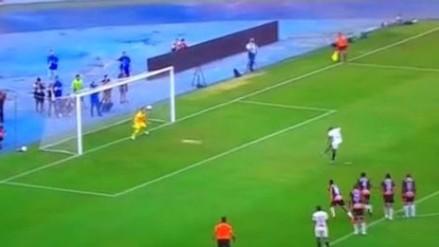Universitario vs. Ayacucho FC: Raúl Ruidíaz desperdició un penal