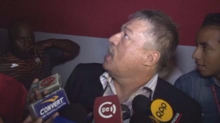 Universitario vs. Ayacucho FC: Edgar Ospina se emocionó agradeciendo a Dios