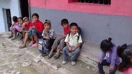UGEL Lambayeque monitorea colegios de la zona andina de Salas por caso de uta