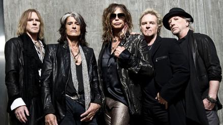 Aerosmith arrasa con venta de entradas para concierto en Lima