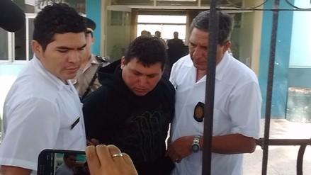 Confirman prisión preventiva para sujeto que desfiguró rostro de su pareja