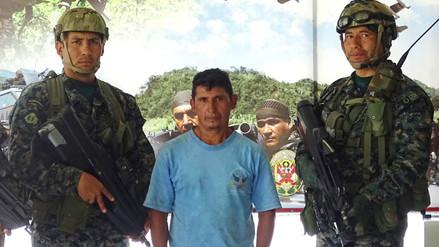 Fuerzas especiales del Vraem capturaron a requisitoriado por terrorismo