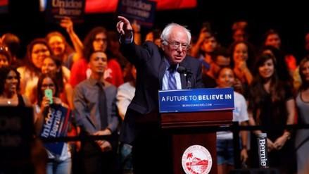 Sanders: Se debe rescatar a Puerto Rico igual que se hizo con Wall Street