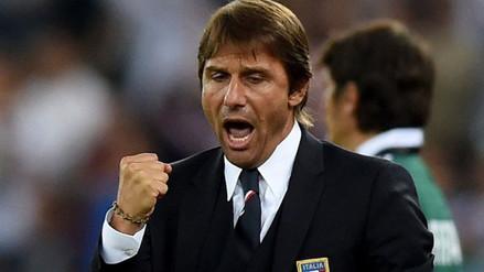 Antonio Conte fue absuelto de la acusación de fraude deportivo en Italia