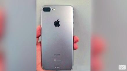 Se filtran imágenes de cómo sería el nuevo y revolucionario iPhone 7