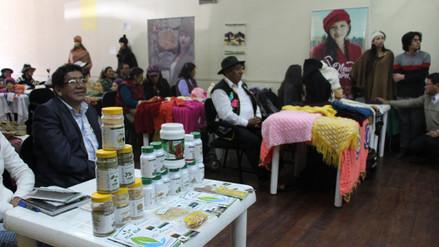 Huancayo: productores expondrán en 'Pasadizo de la Marca Junín'