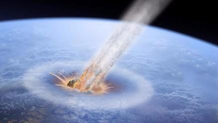 Hallan evidencias de un gran asteroide que chocó con la Tierra