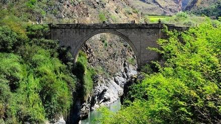 Abancay: histórico puente Pachachaca en riesgo de colapsar