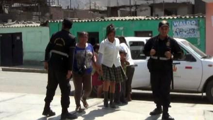 Chimbote: a 92 se elevó cifra de escolares intoxicados con insecticida