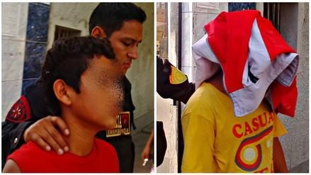 Trujillo: tres menores logran escapar de ex Floresta