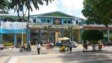 Municipio de Tumbes despedirá a personal por falta de presupuesto