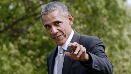 Barack Obama elogió a Finlandia como potencia del heavy metal
