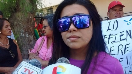 Karen Cassaro analiza reparación civil que solicitará a su ex pareja por desfigurarle el rostro