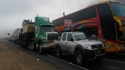 Agricultores bloquean nuevamente carretera Abancay – Cusco