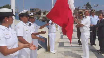 En parque Miguel Grau de La Victoria rendirán homenaje a héroes del combate naval de Iquique