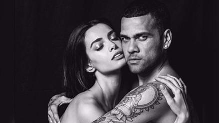 Instagram: Dani Alves y Joana Sanz celebran su aniversario con este desnudo