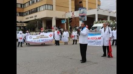 Médicos anuncian protesta por insalubridad en Hospital de Moyobamba