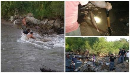Virú: hallan cuerpo de mitario que cayó a canal en El Carmelo