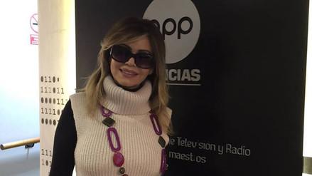 Gisela Valcárcel pide que cesen agresiones entre Keiko y PPK [VIDEO]