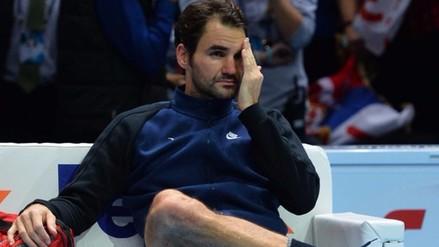 Roger Federer no jugará Roland Garros por problemas físicos