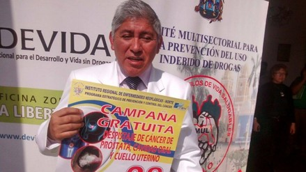 Trujillo: reportan 199 casos de cáncer de cavidad oral desde el 2008