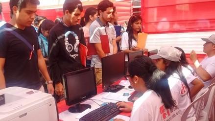 Enorme demanda de jóvenes lambayecanos aún busca trabajo