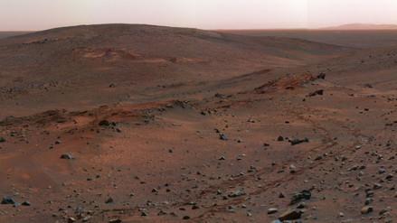 Las costas de Marte fueron arrasadas por tsunamis de 120 metros