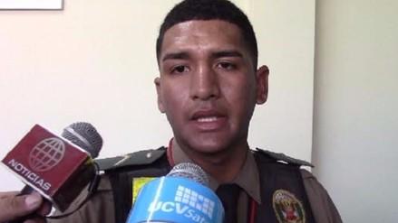Policía denuncia que conductor lo insultó con términos racistas