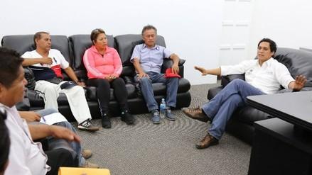 Virú: Invasores de terrenos de Chavimochic serán reubicados