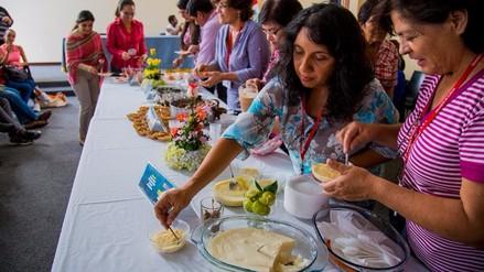 Mote con dulce, típico postre otuzcano, es el más exquisito en concurso