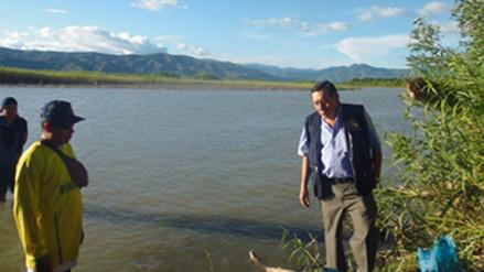 Hallan sin vida a anciano a las orillas del río Marañón
