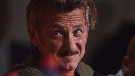 Abuchean última película de Sean Penn