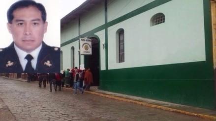 "Oficial PNP Otuzco: ""no tengo investigación en mi contra sobre red Orellana"""