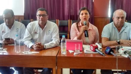 Pedirán a Ejecutivo formalizar declaratoria de emergencia de Alto Siguas