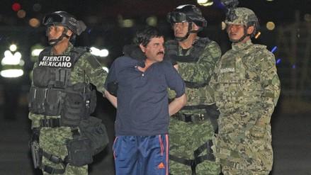 EE.UU. se comprometió a no condenar a muerte a 'El Chapo' Guzmán