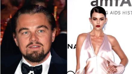 Cannes: Leonardo DiCaprio es fotografiado junto a su nueva conquista