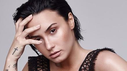 Demi Lovato confiesa oscuros momentos de su vida