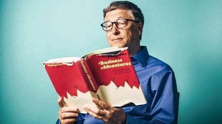 Los 10 libros que Bill Gates llevaría a una isla desierta