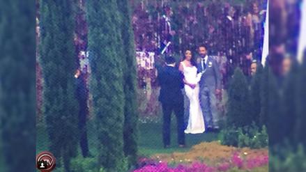 Eva Longoria se casó con ejecutivo de Televisa [FOTOS]
