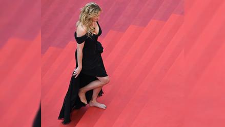 Los pies descalzos de Julia Roberts, lo más recordado de Cannes [FOTOS]