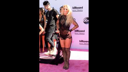 Billboard Music Awards: Famosos llegan a la ceremonia [FOTOS]