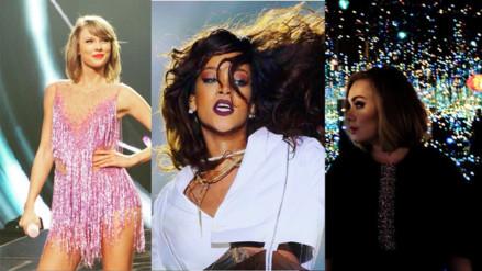 "Billboard Music Awards: ellas compiten por el título a ""Mejor Artista Femenina"""