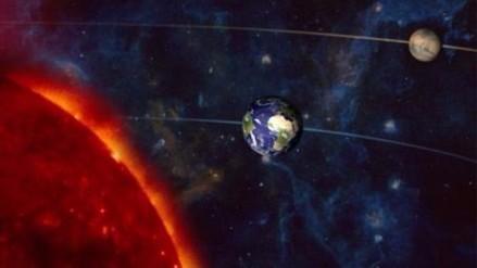 Marte, la Tierra y el Sol se alinean este domingo