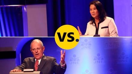 PPK vs. Keiko Fujimori: todas las pullas del debate presidencial